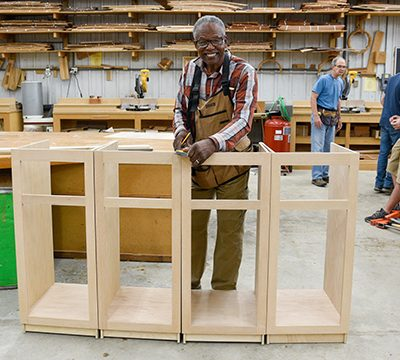 Cabinetmaking & Home Interior or Construction
